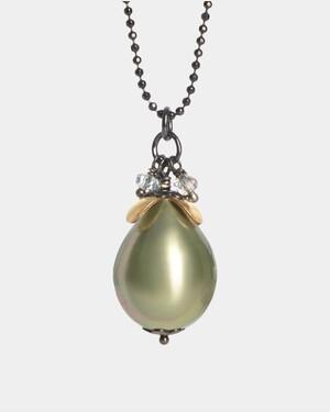 Green Crystal Drop